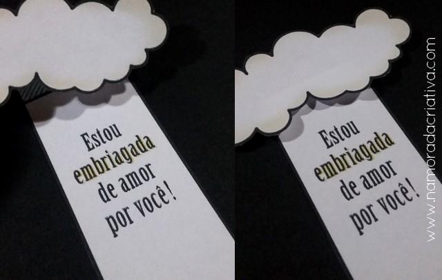 DIY - EMBRIAGADO DE AMOR - NAMORADA CRIATIVA - 03