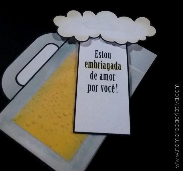 DIY - EMBRIAGADO DE AMOR - NAMORADA CRIATIVA - 08