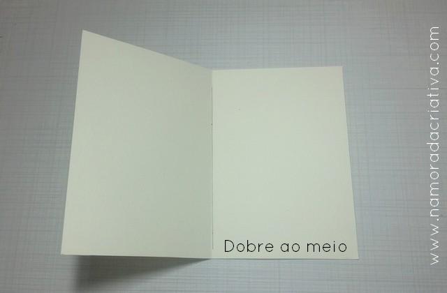 DIY - CARTÃOZINHO TODOS OS CAMINHOS ME LEVAM ATÉ VOCÊ - NAMORADA CRIATIVA - 01