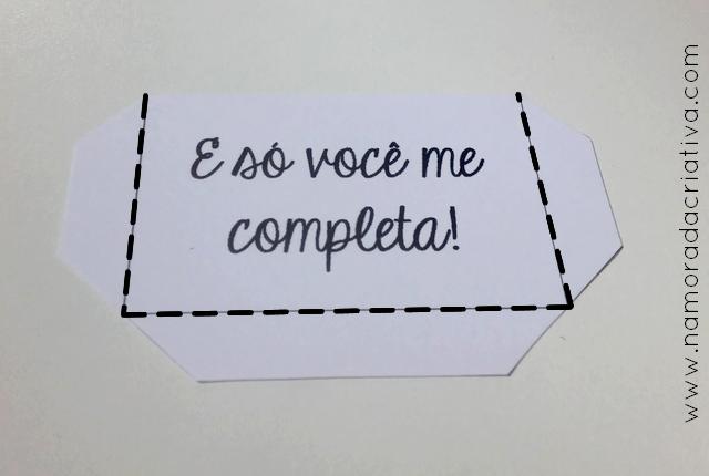 DIY DIA DA SAUDADE - CARTÃOZINHO SÓ VOCÊ ME COMPLETA - BLOG NAMORADA CRIATIVA - 03