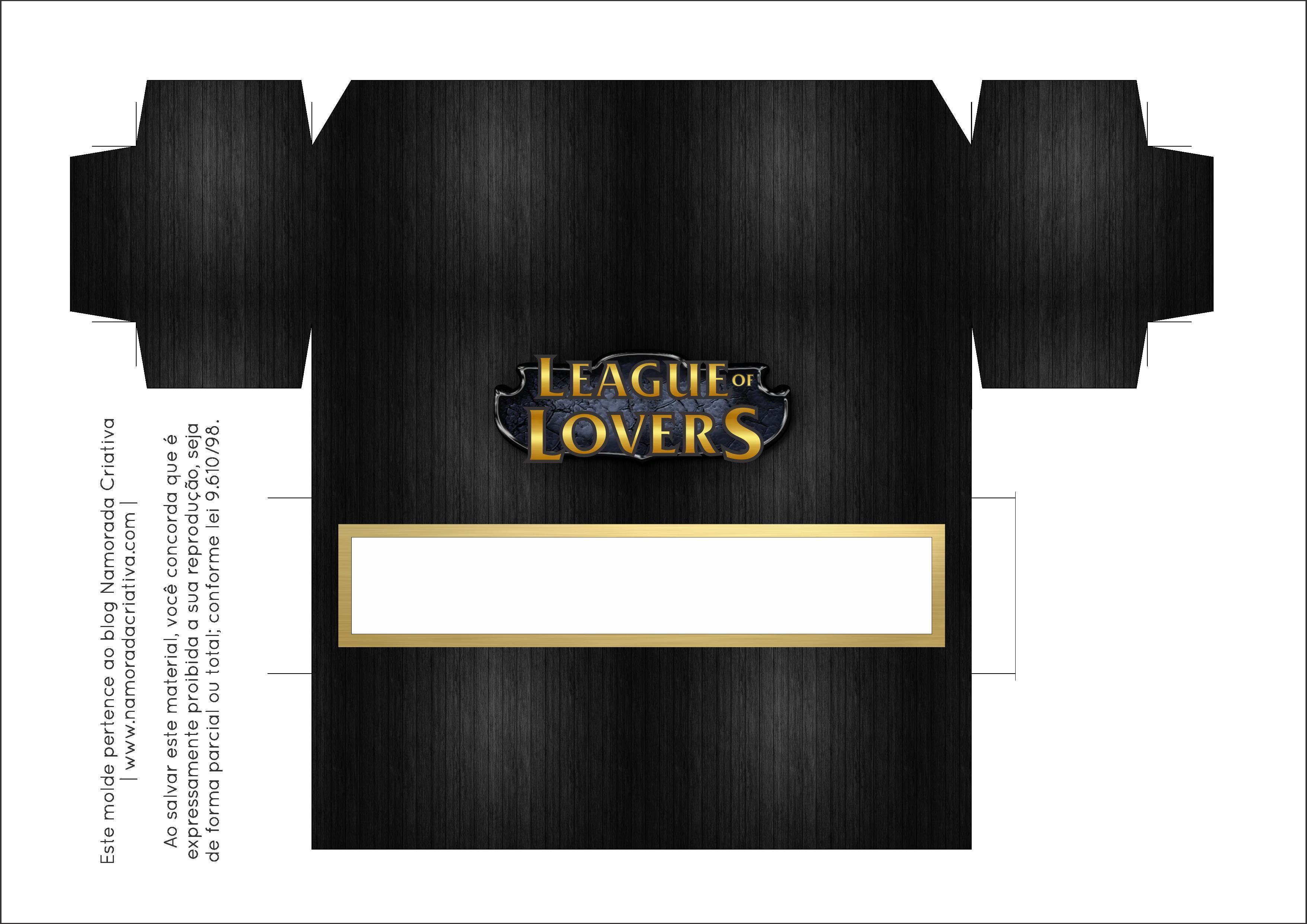 DIY CAIXINHA LEAGUE OS LEGEND - BLOG NAMORADA CRIATIVA - MOLDE 01 (1)