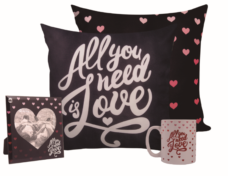 Linha All You Need is Love