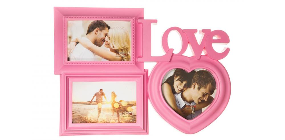 painel-de-fotos-vintage-meu-amor-rosa