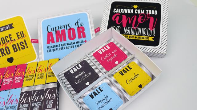 DIY: Caixinha Todo Amor do Mundo