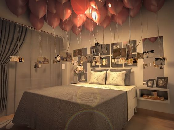 350a8d84b6fd5b Dicas para caprichar numa decoração romântica | Namorada Criativa ...