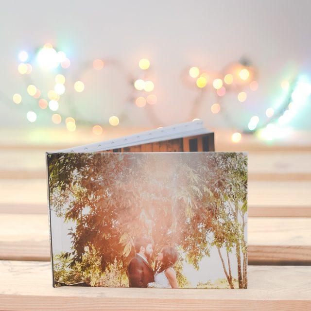Um fotolivro para presentear no Natal!