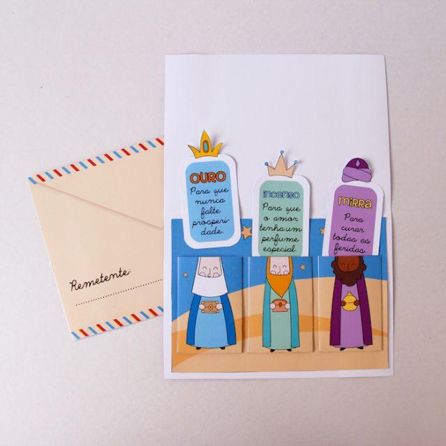 DIY: Carta aos Três Reis Magos