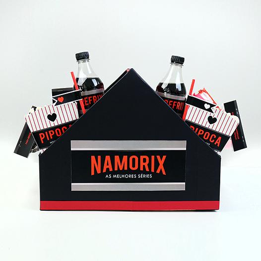 DIY: Noite Temática com filmes e séries para o Dia dos Namorados – Kit Namorix