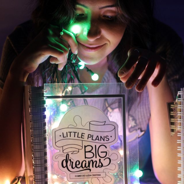 Planner 2018 – BIG DREAMS