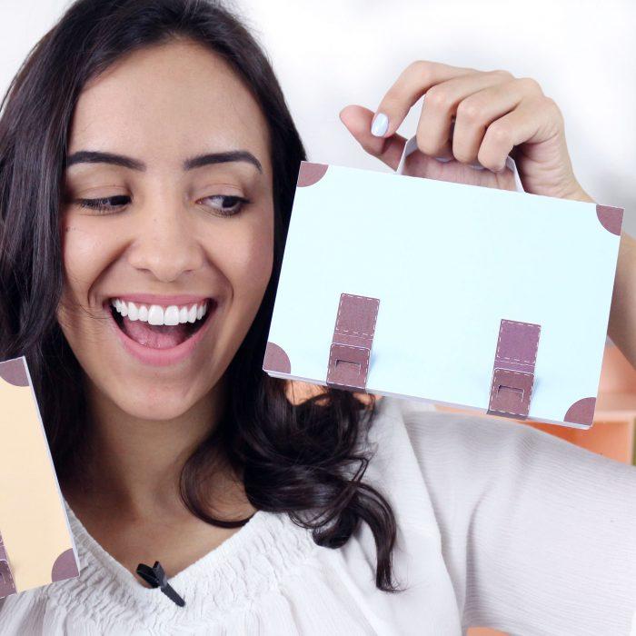 DIY: Maleta porta-retrato para o Dia dos Pais