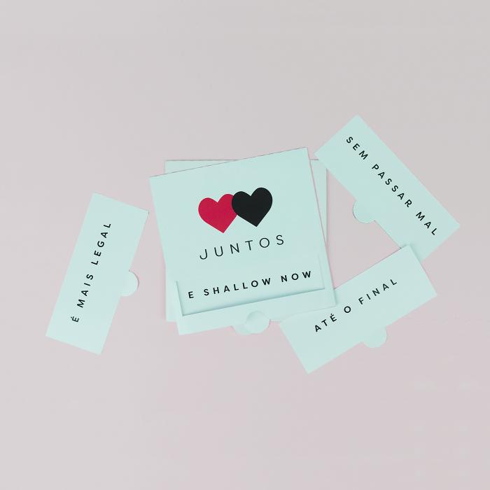 Cartão JUNTOS