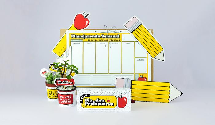 DIY: Kit de Lembrancinhas para o Dia dos Professores