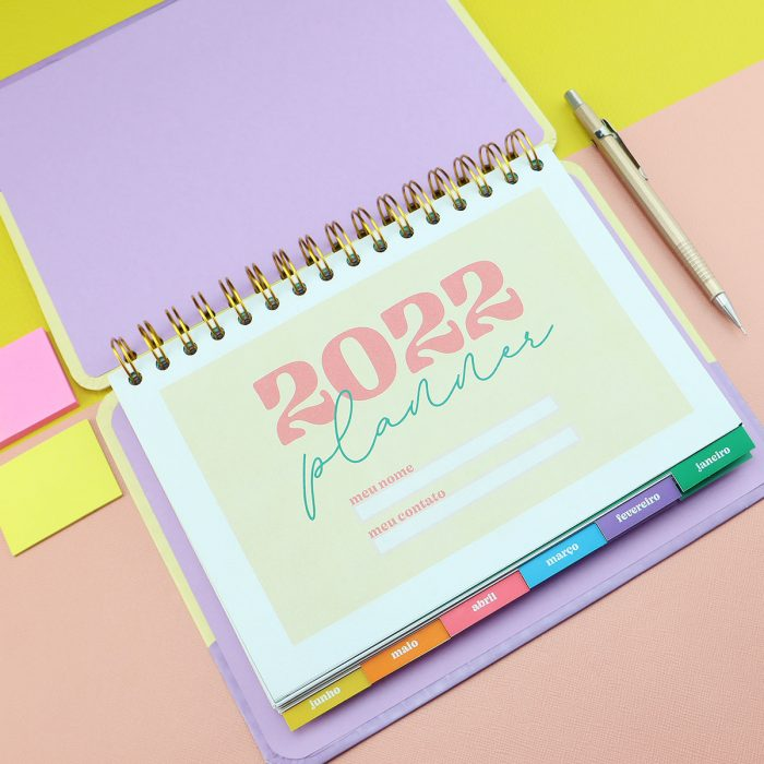 Planner 2022 Horizontal